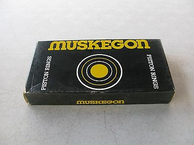B30 164 1968-1973 Muskegon PS1427 030 Piston Ring set fit VOLVO 2978cc Eng
