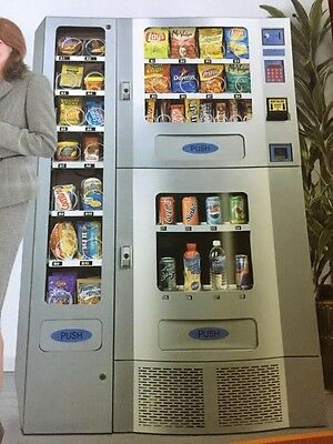 Office Deli Vending Machines, The Office Deli, Drinks, Snack and Entrees