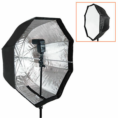 "NEW 32""/80cm Speedlite Octagonal Umbrella Softbox for Portrait Photography"