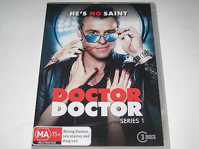 DOCTOR DOCTOR series 1 season 1 dvd NEW/SEALED R4