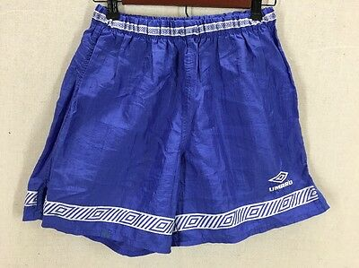 Vintage Umbro Adult Soccer Shorts Sz Small USA