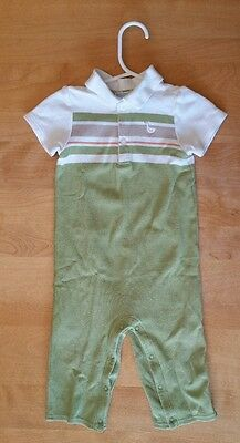 Janie and Jack Baby Boys One-Piece Romper Outfit- Size 6-12 Months