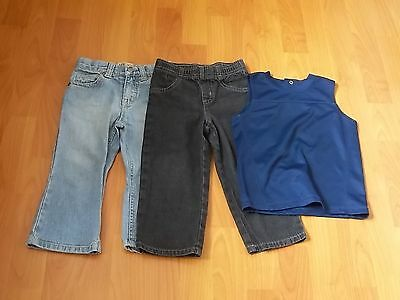 3-Piece Lot of Infant/Toddlers Kids Mixed Tops & Bottoms (24 months)