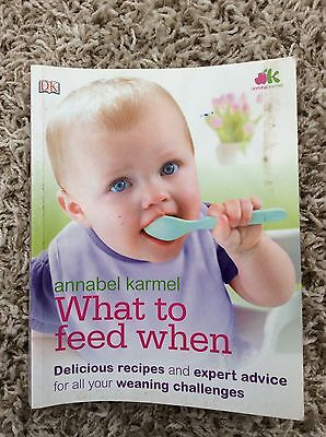 Anabel Karelia - What To Feed When