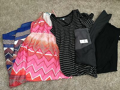 ~Maternity Lot Clothes Size XS/Small EUC Dresses And Leggings!~