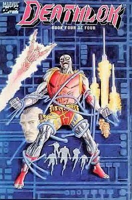 Deathlok (1990 Ltd) #   4 Near Mint (NM) Marvel Comics MODERN AGE