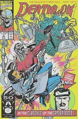 Deathlok (Vol 1) #   2 Near Mint (NM) Marvel Comics MODERN AGE
