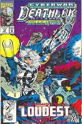 Deathlok (Vol 1) #  18 Near Mint (NM) Marvel Comics MODERN AGE