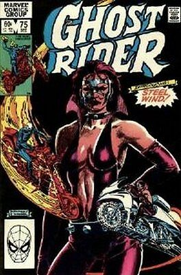 Ghost Rider (Vol 1) #  75 Near Mint (NM) Marvel Comics BRONZE AGE