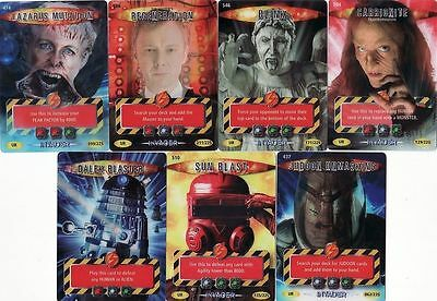 Doctor Who Invader Ultra Rare Selection Battles In Time