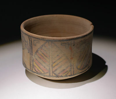 Lovely Ancient Bronze Age Terracotta Pot Circa 2500Bc  - No Reserve!!!