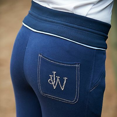 John Whitaker Childs Sparkle Jodhpurs Kids Jods