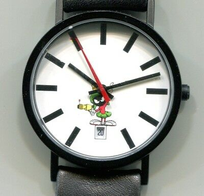 Marvin The Martian Vintage Watch,  New With Tags 1997