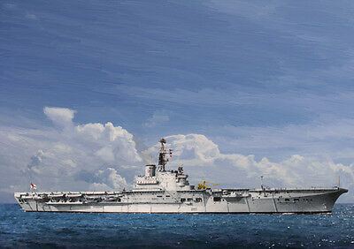 Hms Albion R07 - Hand Finished, Limited Edition (25)