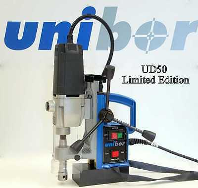 Unibor UD50 Magnetic Drill Press