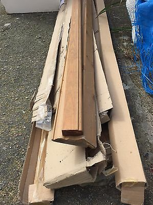 Large Amount Of Brand New Solid Pine Architrave