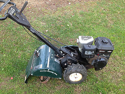 Craftsman Rear Tine Rototiller With Briggs 6 5hp Ohv Engine