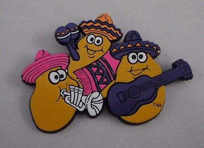 McDonald's Employee Promotional Pin Chicken McMuggets