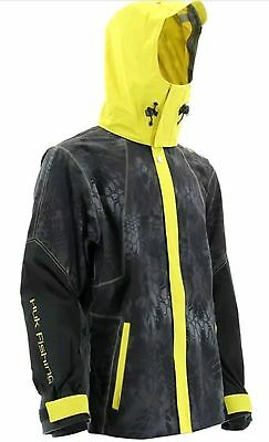 HUK All Weather Jacket (L/TYPHON) H4000002 NWT