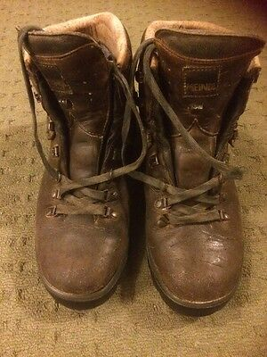 Meindl Men's Leather Walking Boots Size 8.5