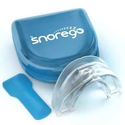 A Stop Snoring Mouthpiece Professional Anti Snoring Sleep Device