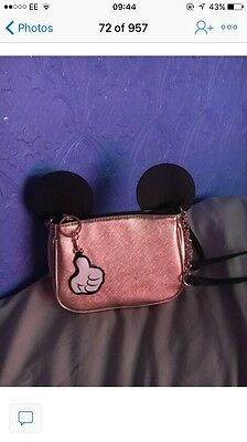 Disney Primark Mickey Mouse Clutch Bag