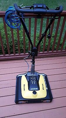 Tornado Br Vs 400 Vario Auto Floor Carpet Scrubber Polisher 1000 Rpm Excellent