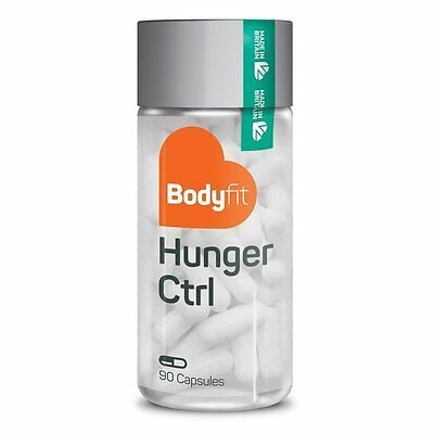 A Bodyfit Hunger Ctrl Appetite Suppressant Hunger & Cravings Reduction 90