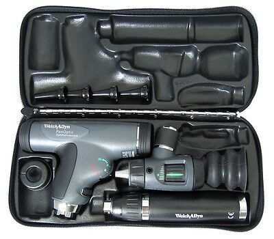 Welch Allyn Panoptic set: otoscope + ophthalmoscope