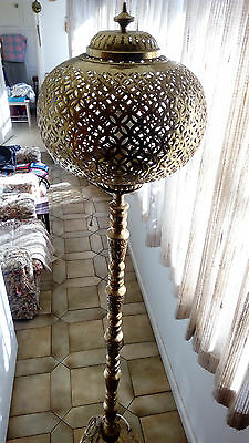 Brass Lamp Antique
