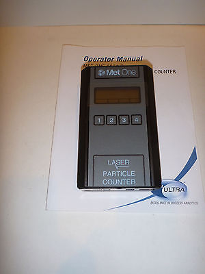 Hach Met One 227 A Laser Particle Counter New in the box