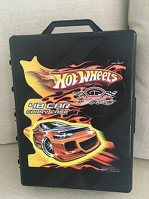 Hot Wheels Car Carry Case For 48 Cars
