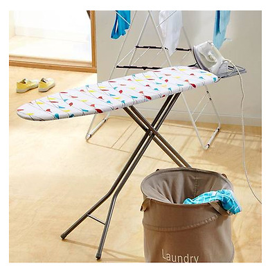IRONING BOARD Aves Bird Print Laundry Supplies Household Adjustable Iron Stand