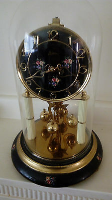 Antique Anoulge Clock by Kern