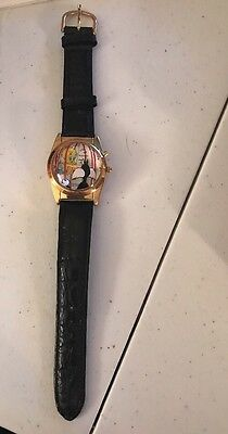 Armitron Watch LOONEY TUNES Tweety & Sylvester Musical Merry Melody 2200/187