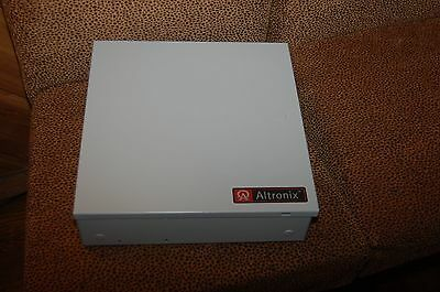 Altronix AL600ULX Power Supply Battery Charger 12VDC or 24VDC 6a