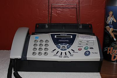 Brother Personal Fax & Copier - Fax 575