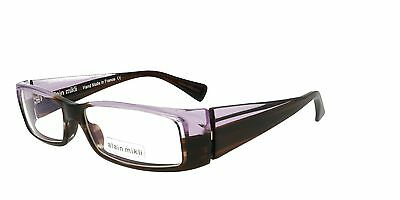 Alain Mikli Glasses RX Frames Optical Eyeglass Spectacles A041 04