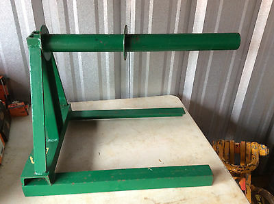 (1) Greenlee 654 Rope Stand for 24-Inch Diameter Reel