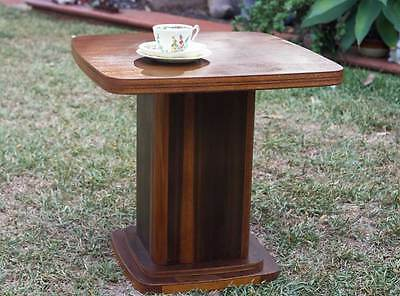 Art Deco Lamp, Coffee, Bedside Table. 1930s, 1940s.