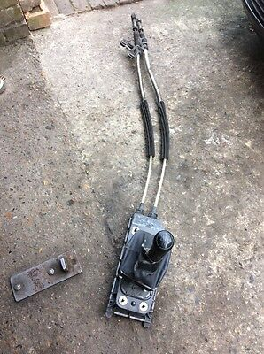 VW Polo 9N 2002-2009 5 Speed 1.2 gear selector  linkage with cables