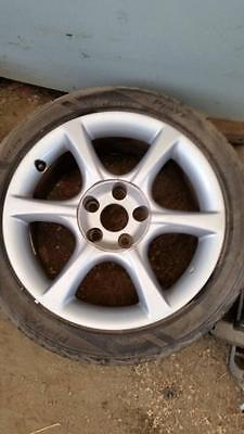 Pair of Used R34 Skyline Wheels and Tyres.