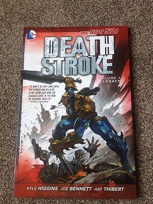 DEATHSTROKE VOLUME 1 LEGACY GRAPHIC NOVEL New Paperback Collects (Vol 1) #1-8