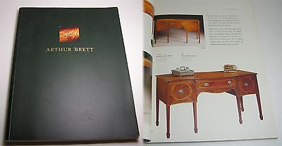 1996 ARTHUR BRETT Fine English Furniture 176 pg CATALOG & Price List Illustrated