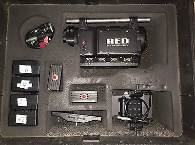 Red One Mx Camera