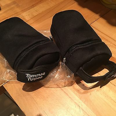Tommee Tippee Insulated Bottle Bags X2