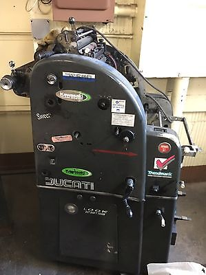 Ab Dick 360 Press Lot. Addressograph Multigraph 1250