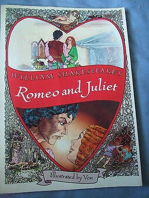 William Shakespeare's Romeo & Juliet - Illustrated by Von. 1983, Michael Joseph