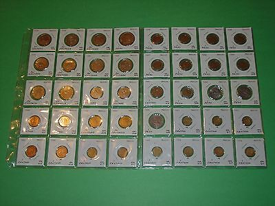 Mexico lot of 40 Coins RARE
