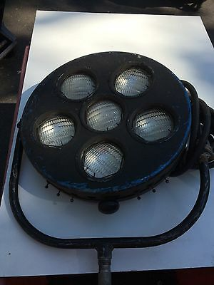 Rare 6 Ring Lite 60 Amps With Bulbs